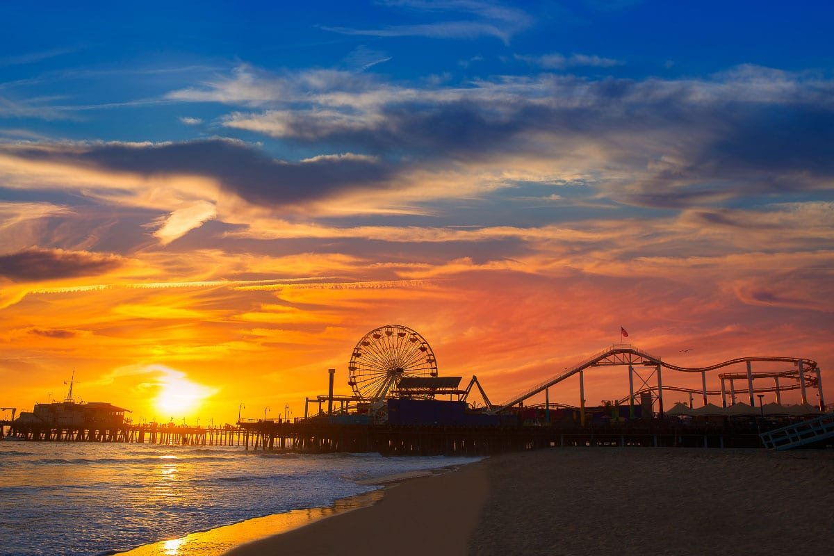 10 Amazing Places to Watch the Sunset in California