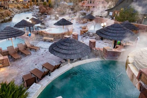 10 Best Places for Hot Springs in the USA