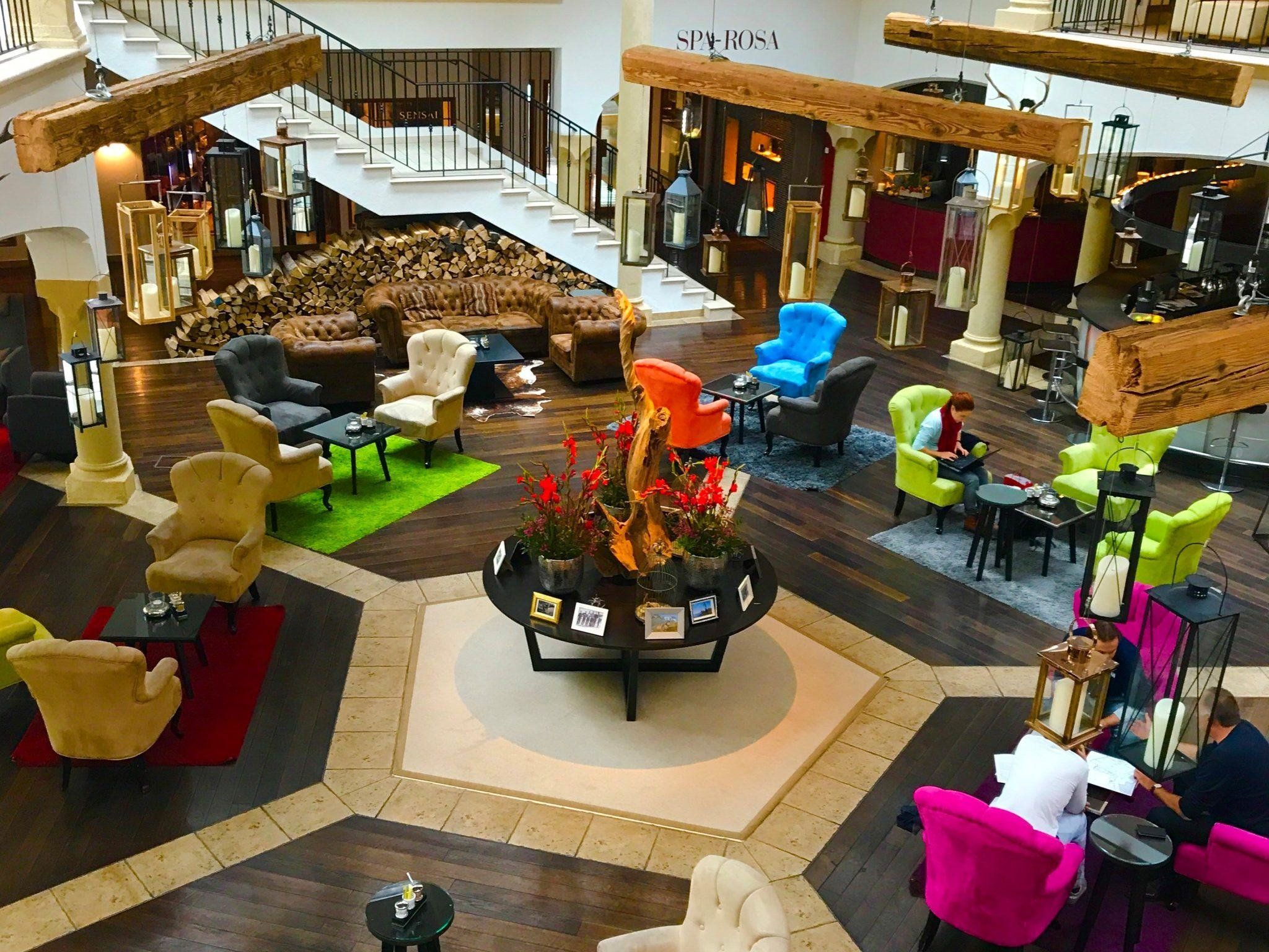 Hotel Arosa Kitzbühel Austria Boutique Hotel Review