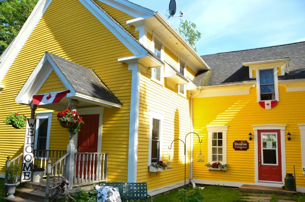 5 Boutique Hotels in New Brunswick Canada full of Character & Charm