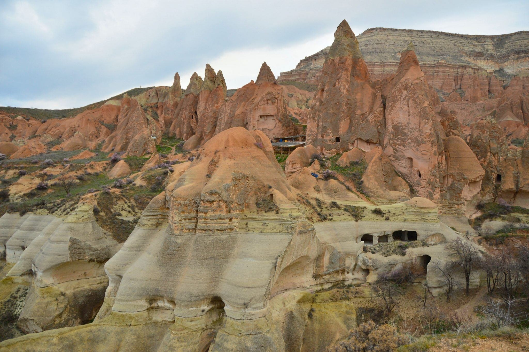 Turkey Itinerary 7 Days - featuring Cappadocia - for Boutique Hotel Lovers