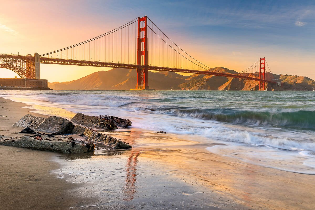 15 Great Spots to Watch San Francisco Sunsets