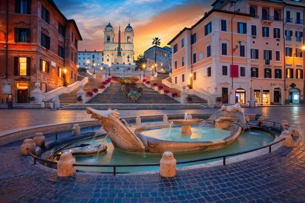 25 Rome Monuments Not to Be Missed