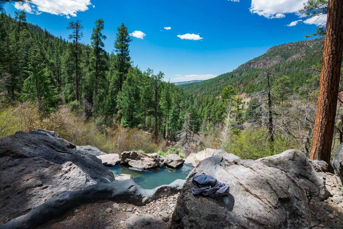 29 Incredible Hot Springs of New Mexico You'll Love