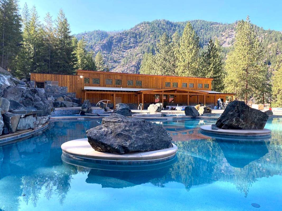 29 Best Hot Springs in Montana You'll Love
