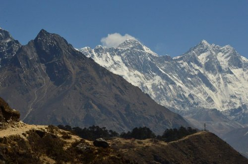 The Nepal Tea House and the Food on the Everest Base Camp Trek