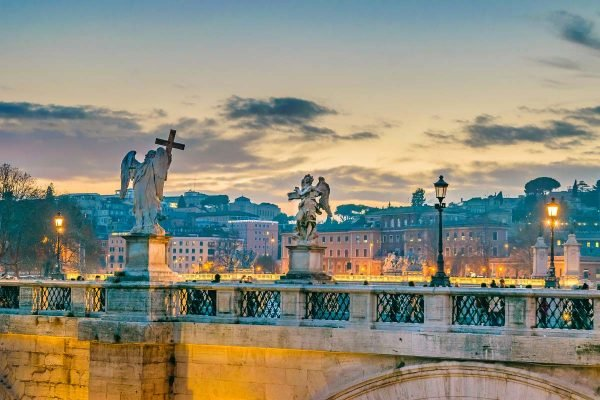 15 Beautiful Bridges in Rome you Must Cross