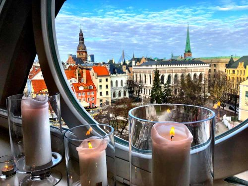 23 Instagrammable Things to do in Riga & Nearby