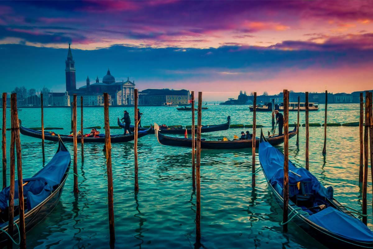 11 Places to see the Venice Sunset You Won't Want to Miss