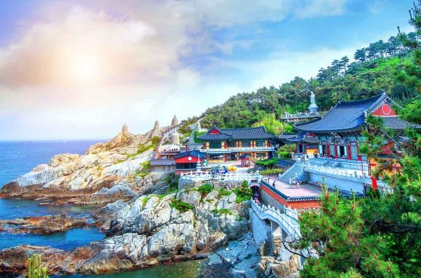 26 Beautiful Places in South Korea