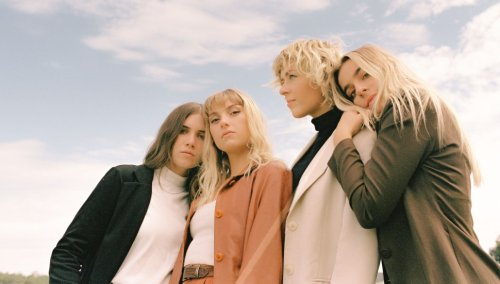 Get To Know: Dulcie, the ethereal all-girl, indie pop band