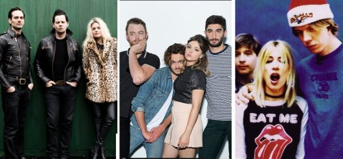 8 bands who combine male and female vocals perfectly