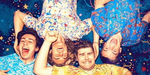 Teenage Dads sign with Chugg Music, announce celebratory shows in Sydney