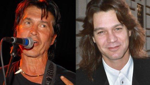 Dokken's George Lynch says people think Eddie Van Halen was not a nice person
