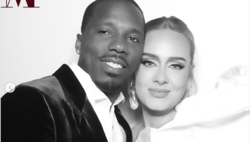 Adele goes Instagram official with new boyfriend Rich Paul