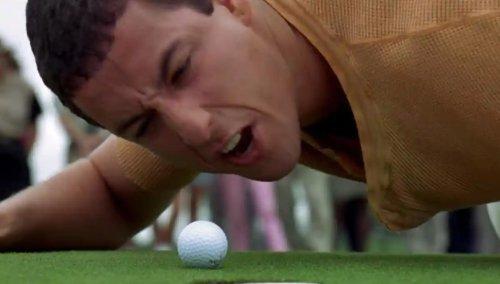 Adam Sandler tweet incites chaos at the 2021 golf Masters