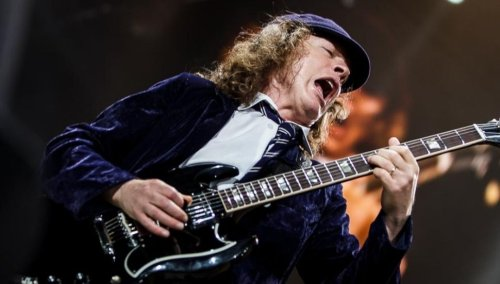 AC/DC drummer says Brian Johnson was 'really unhappy' before leaving band