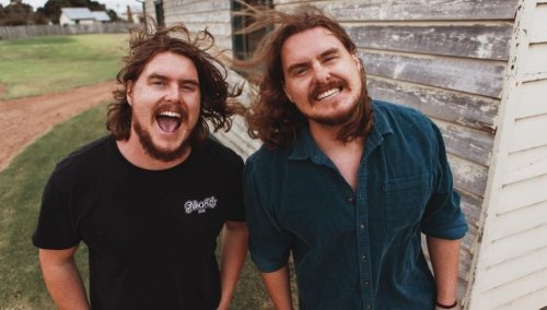 Five wildly interesting facts about Aussie music act Pierce Brothers