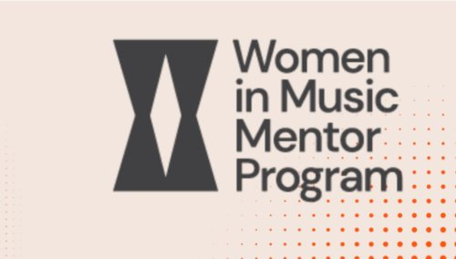 Applications are open for the AIR Women in Music Mentor program