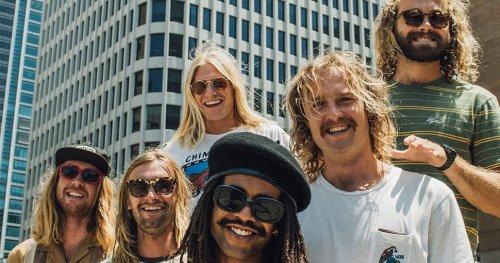 Ocean Alley announce rescheduled tour dates