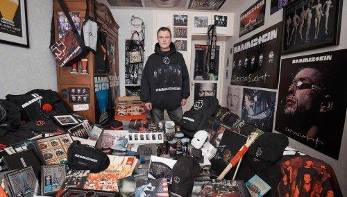 Scheiße! Rammstein is flogging a $1400 hoodie