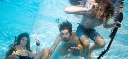 Unseen Photos From Nirvana's Iconic Nevermind Shoot Surfaced Online