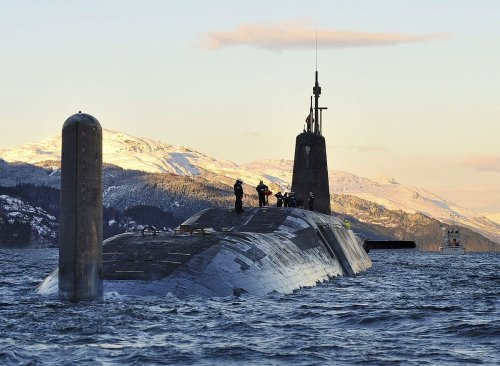 The new Australia, UK, and US nuclear submarine announcement: a terrible decision for the nonproliferation regime
