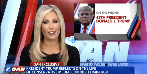 Uncanceled: Banned from Facebook, Trump reaches millions on TV