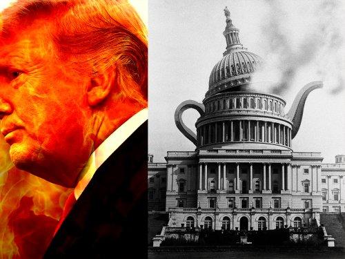 Trump-Era Corruption Eclipses Even Teapot Dome - The Bulwark