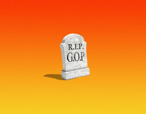 Three States and a Funeral (for the Republican Party) - The Bulwark