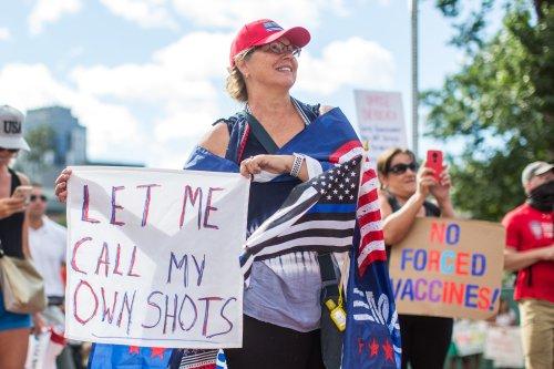 Anti-Vaccine and Anti-Democracy - The Bulwark