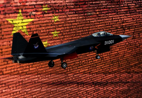 COVID, Hacking, and Spying Helped China Develop a New Stealth Fighter in Record Time - The Bulwark