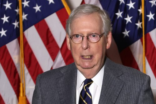 Never Forget: Mitch McConnell Underwrote Trump's Big Lie - The Bulwark