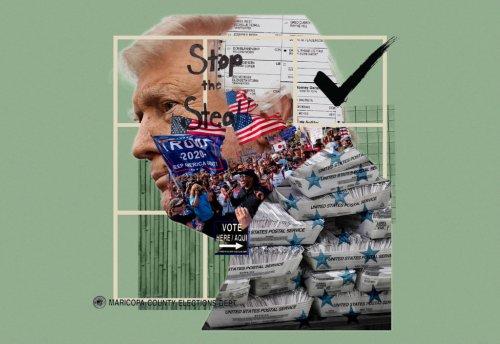 "The Arizona ""Audit"" Was Election Subversion - The Bulwark"