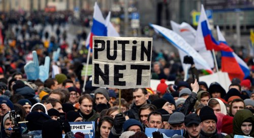 The 'We're Just as Bad as Russia' Crowd - The Bulwark
