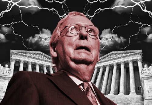 McConnell Won't Commit to a Hearing for Biden SCOTUS Nominees If GOP Retakes the Senate - The Bulwark