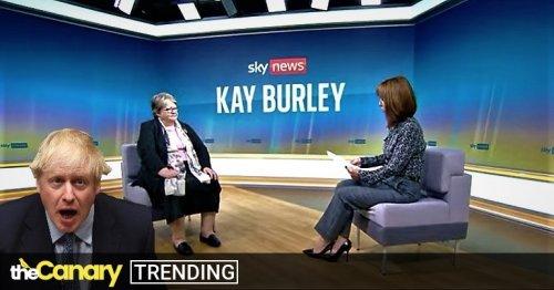 Now Sky News has exposed Boris Johnson's lies | The Canary