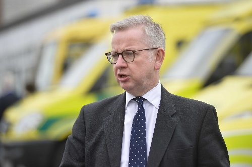 Labour calls for investigation into Michael Gove over Cabinet Office unit   The Canary