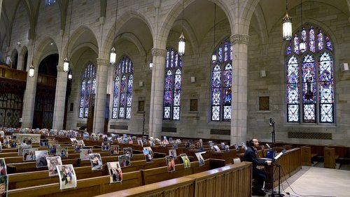 The American Church: Going, Going . . .