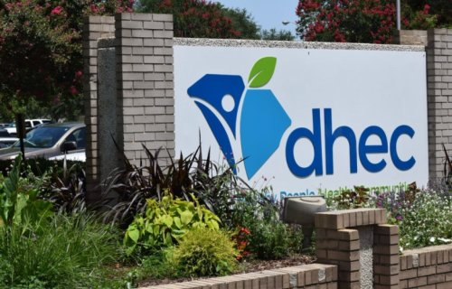 Charleston health facility issued a citation by DHEC, the place where Jamal Sutherland was arrested