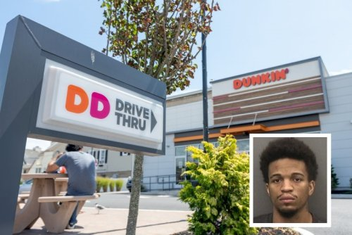 Dunkin' employee faces manslaughter charge for punching elderly man over racial slur confrontation who later died