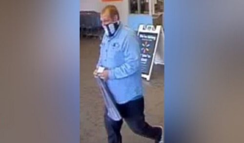 Man abuses stolen credit card and spends money in supermarket, police asking for public help to locate him