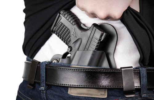 Everyone can now carry gun in public without permit as Texas senate passes bill