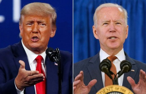 Powerful comparison: the real difference between Trump and Biden big media will never show