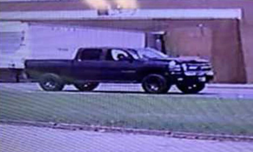 Police released photo of suspect's vehicle following the hit-and-run crash in Greenville on Sunday