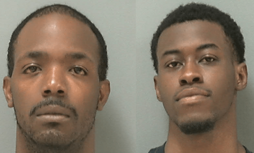 2 people arrested and charged following the shooting in Hartsville park, report