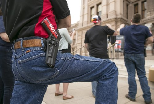 'License to kill?' No restrictions, no background check, no approval – Texas open carry gun law becoming reality