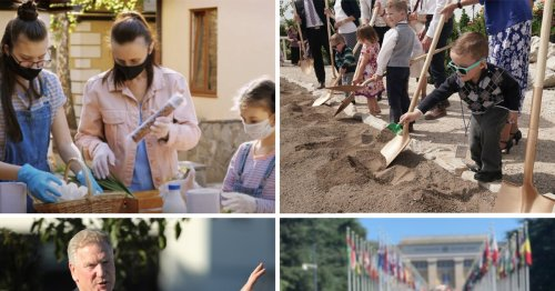 In case you missed it: A video message from President Kimball and President Nelson, Deseret Peak Utah Temple groundbreaking, plus 7 more stories
