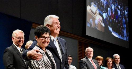 Elder Uchtdorf scheduled to speak at BYU Education Week