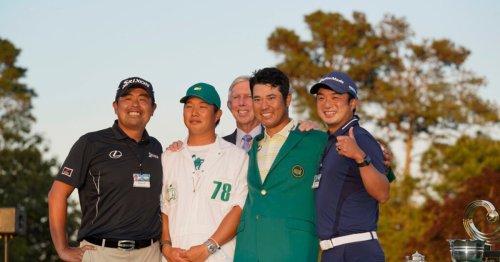 Meet Bob Turner — RM and interpreter/manager to Masters champ Hideki Matsuyama